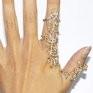 Finger Rings Set Fashion Jewelry